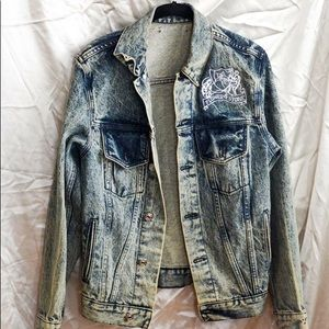 Jean jacket - by Flower and Stone
